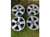 Genuine rs6/4 wheels