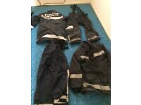 Fancy dress - Fire Fighters uniform, several pairs