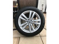 "BRAND NEW** 20"" Audi wheels and Pirelli tyres"