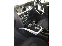 AUDI A4 SALOON 2.0 TDI FSH CAMBELT COMPLETE BLACK - EXCELLENT CONDITION