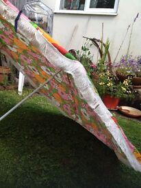 Retro parasol