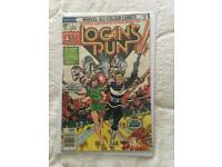 Loguns Run #1 1976 Marvel comic