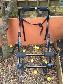 Rear Bike Rack for 2 bikes