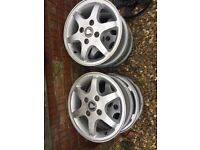 Alloy wheels x4