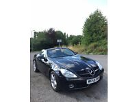 Mercedes SLK 280 Convertable 58 Plate 3.0L V6 Petrol Roadster Electric HardTop Roof Semi Auto
