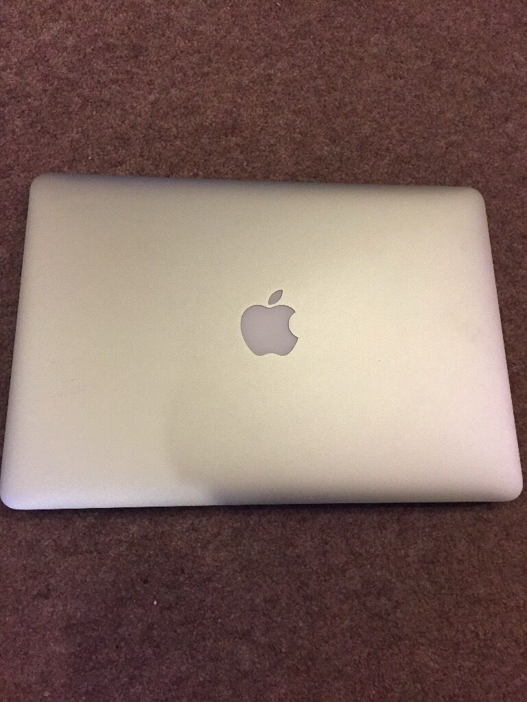 MacBook Air (2015UsedExcellent Conditionin Clitheroe, LancashireGumtree - MacBook Air (2015) Used Excellent Condition, comes with carry case and charger, can swap for certain items such as consoles or phones Contact 07932963287