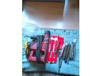 Hilti 110v hammer drill