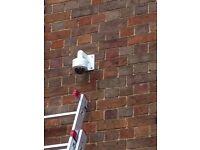 CCTV installed