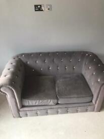 Grey Homesense Sofa