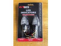 GT Moto LED Indicators..Motorcycle.