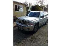 Jeep patriot for wheel drive 48mpg