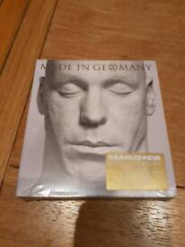 Ramstein made in Germany cd