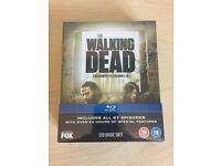 The Walking Dead Seasons 1-5 (Blu-Ray) Boxset