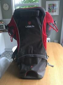 Little life cross country s2 back carrier