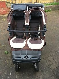 City jogger double with accessories £160 ONO