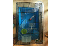 Pets at Home Large Wire Hamster Cage