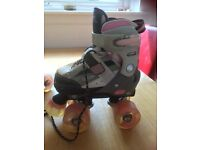 Roller skates sf2 typhoon