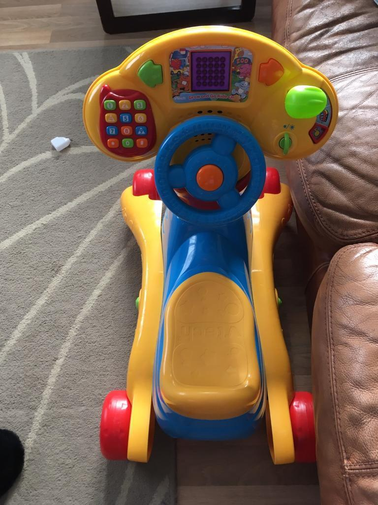Vtech grow and go