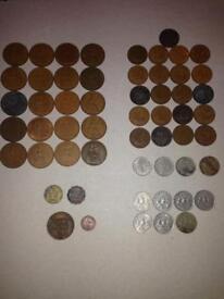 British old coins