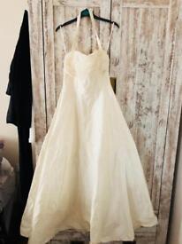 Prom/wedding dress size 10
