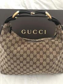 Genuine Gucci Classic Bag, with original box and packaging