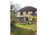 Attractive semi detached Village property to rent, close to M40/A40, Haddenham railway