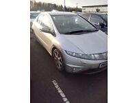 Honda civic i- cdti, service history,5 door, may swap