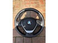 BMW F20 M-Sport Steering Wheel & Airbag