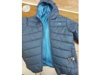 Boys Northface reversable jacket. Large boys