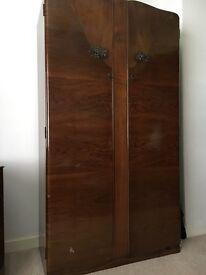 Vintage three piece bedroom suite