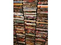 DVD's , 2000 plus