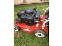 Mountfield emblem lawn mower