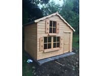 8 x 5 Millies Playhouse ( new )