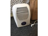 Cheap Dehumidifier (Perfect condition, hardly used)