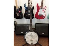 Pilgrim VPB018 Rocky Mountain 1 5-String Banjo
