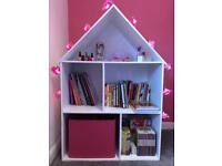 Bookcase/Dolls house/storage