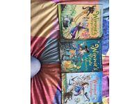 Winnie the witch children's story books
