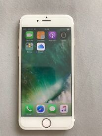 IPHONE 6 - 16 GB -ROSE GOLD - ONLY 3MONTH OLD