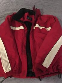 Skiing jacket