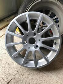 Smart Fortwo rims and tyre