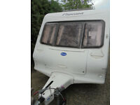 2003 Bailey Pageant Auvergne 5 Berth Touring Caravan