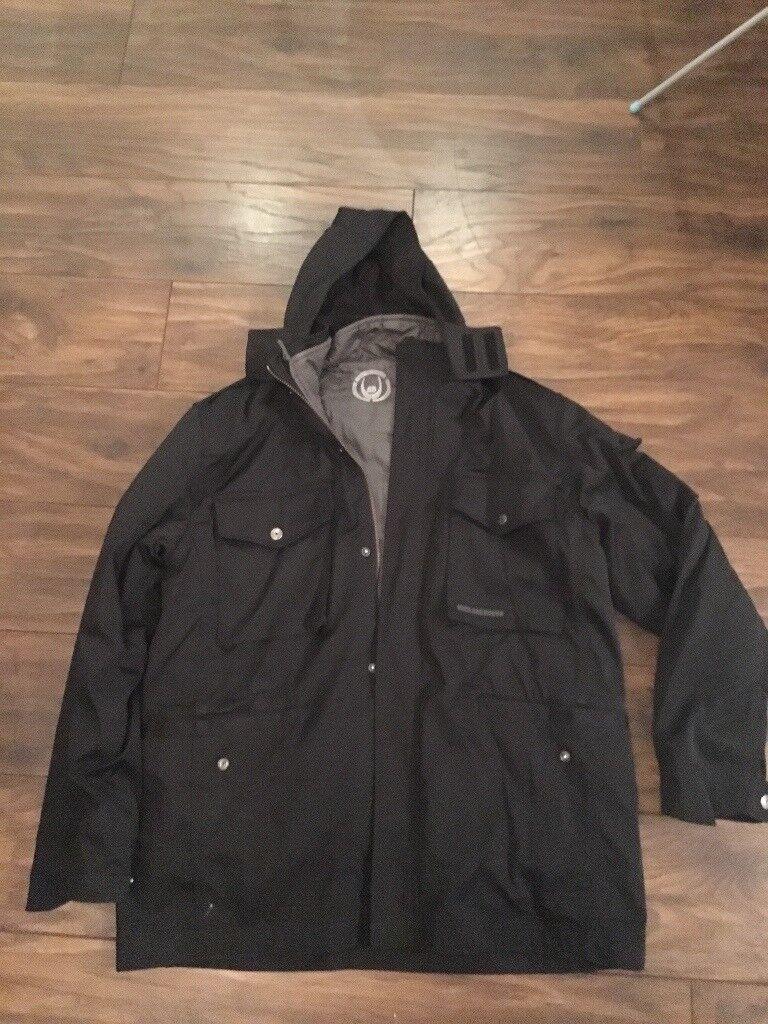 Men's Duck & Cover coat