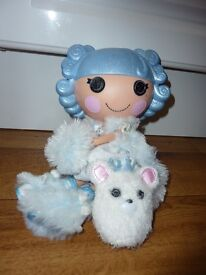 Lalaloopsy Collector's Doll Ivory Ice Crystals