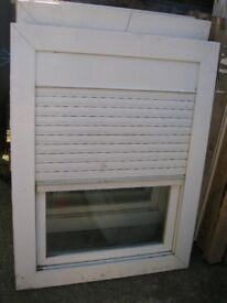 Tilt & Turn Window With Working Shutter! Brilliant Windows For Workshop Or Shed!