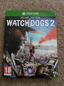 Watchdogs 2 Xbox One Game - Deluxe Edition