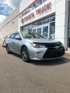 2015 Toyota Camry XSE Amherst Toyota Certified
