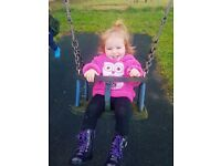 Au pair for our two children needed
