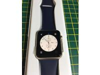 Apple Watch Sport 42mm Gold Boxed with Accessories