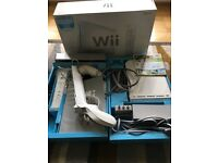 Nintendo Wii in great working order and hardly used