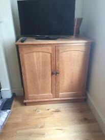 Oak Cabinet for TV or other